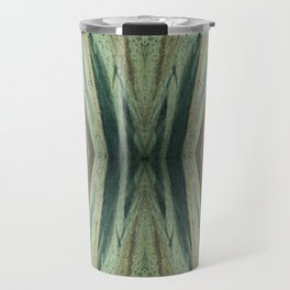Copper Nitrate Crystals Cu(NO3)2 Travel Mug