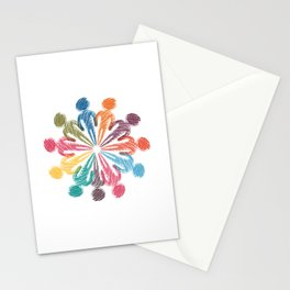 social media personal Stationery Cards