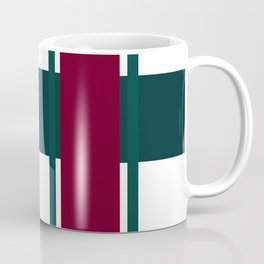 The Ruling Lines Coffee Mug