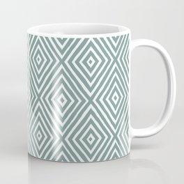 diamond painted-blue Coffee Mug