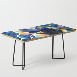 Mountains cold Coffee Table