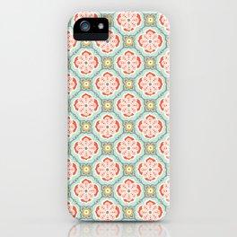 Alhambra Tile iPhone Case