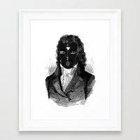 bdsm Framed Art Prints featuring BDSM XVIII by DIVIDUS DESIGN STUDIO