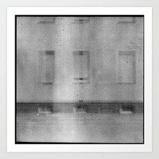 quadrangular Art Print
