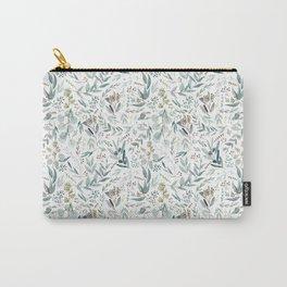 Little Eucalyptus Carry-All Pouch