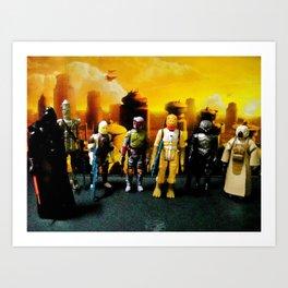 bounty Art Print