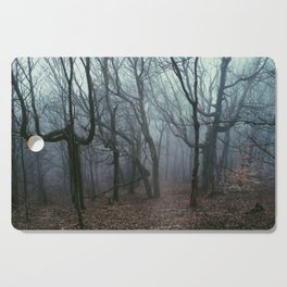 Foggy Max Patch Woods Cutting Board