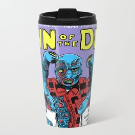 Dawn of the Dead Metal Travel Mug
