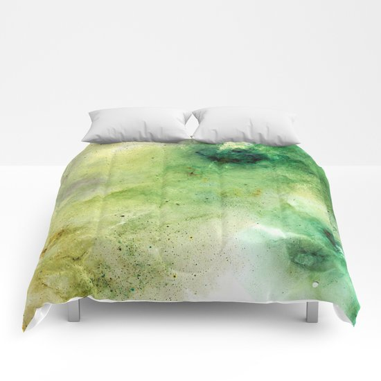 Abstract Galaxies Comforters