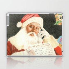 Letter to Santa Claus Laptop & iPad Skin