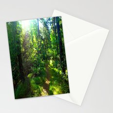 Sunshine Forest Stationery Cards