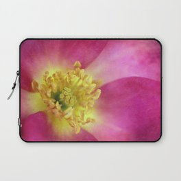 The Last Rose of Summer Laptop Sleeve