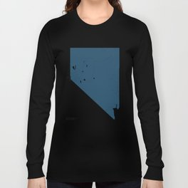 Nevada Parks - v2 Long Sleeve T-shirt