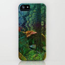 Somewhere in between iPhone Case
