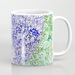 Botanical Heart Coffee Mug