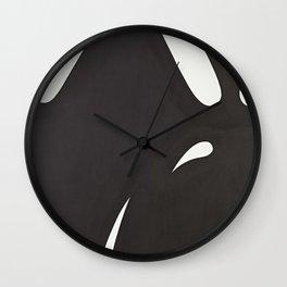 Hype Graffiti Wall Clock