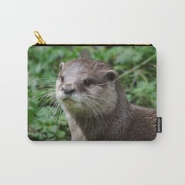 Asian short clawed otter Carry-All Pouch