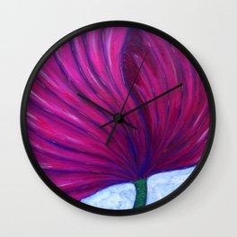 Fleur de Fée Wall Clock