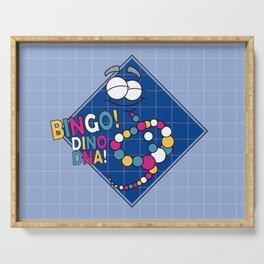 bingo Serving Tray