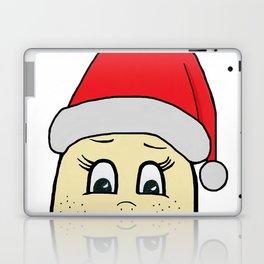 Merry Christmas,Frohe Weihnachten,Joyeux Noël ,Buon Natale,Navidad,Feliz Natal,С Рождеством Laptop & iPad Skin
