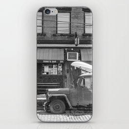 Sunny's Side of the Street iPhone Skin