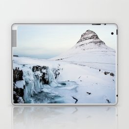 Kirkjufell Waterfall Laptop & iPad Skin