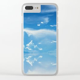 Salt Flats of Salar de Uyuni, Bolivia #3 Clear iPhone Case