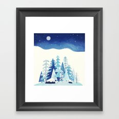 Goodnight Moon Framed Art Print
