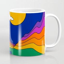 Rainbow Ravine Coffee Mug