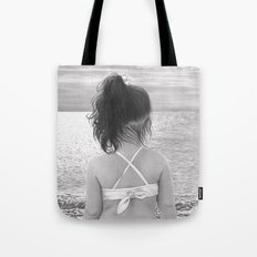 Facing Immensity Tote Bag
