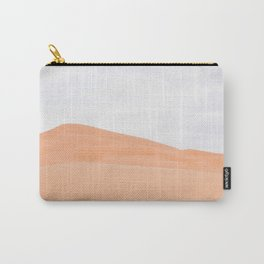 Desert Abstract - Sahara, Morocco Carry-All Pouch