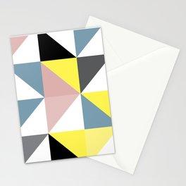 Triangle Scandinavian Art Stationery Cards