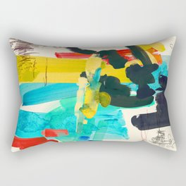 Lonely Water Rectangular Pillow