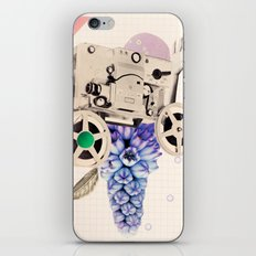 hazy pellicle iPhone & iPod Skin