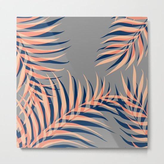 Palms Vision II #society6 #decor #buyart Metal Print