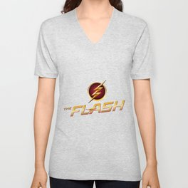 The Flash Inside Unisex V-Neck