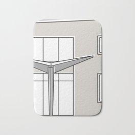 Villa Planchart -Detail- Bath Mat