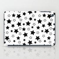 stark iPad Cases featuring Stark Stars by SonyaDeHart