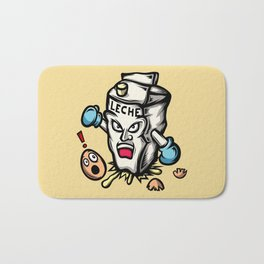 Bad Milk! Bath Mat