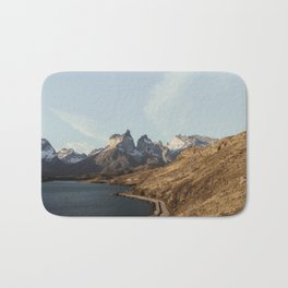 Patagonia Sunset Bath Mat
