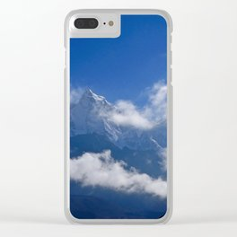 Himalayan Mist: 2 Clear iPhone Case