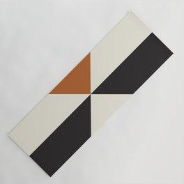 Split X Rust Yoga Mat