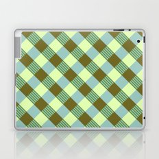 Retro Plaid Laptop & iPad Skin