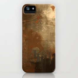 Cimmerian iPhone Case