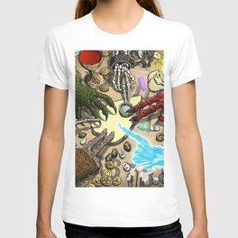 Ouija Monster! T-shirt