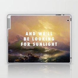 Ivan Aivazovsky, The Ninth Wave (1850) / Halsey, Roman Holiday (2015) Laptop & iPad Skin