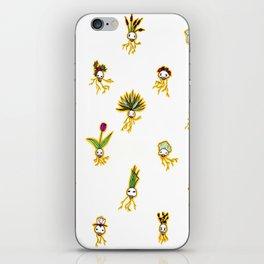 Dead Vegetation  iPhone Skin