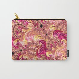 Psychotropic Fractal Carry-All Pouch