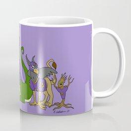 Fantasy Football Cartoon Coffee Mug