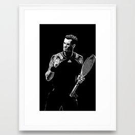 Murray's Mojo Framed Art Print